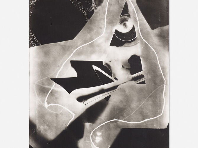 Rayographs by Man Ray