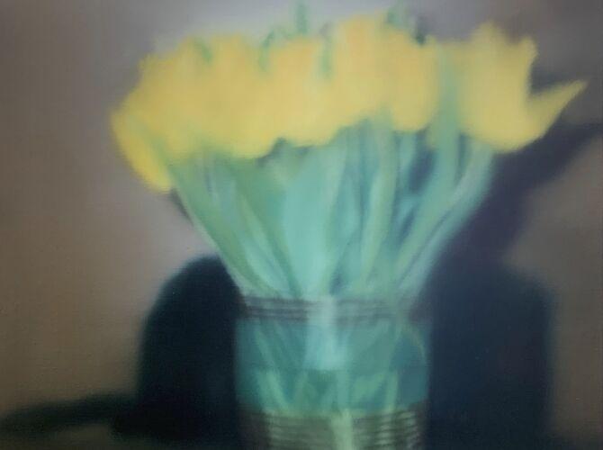 Tulips by Gerhard Richter