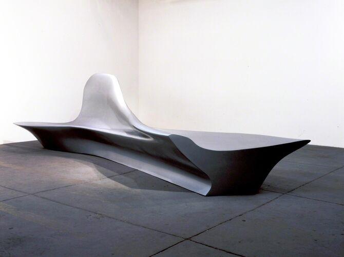 Benches by Zaha Hadid