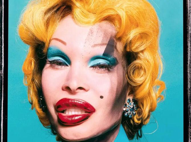 Marilyn Monroe by David LaChapelle