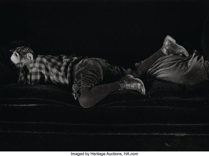 Neil by Edward Weston