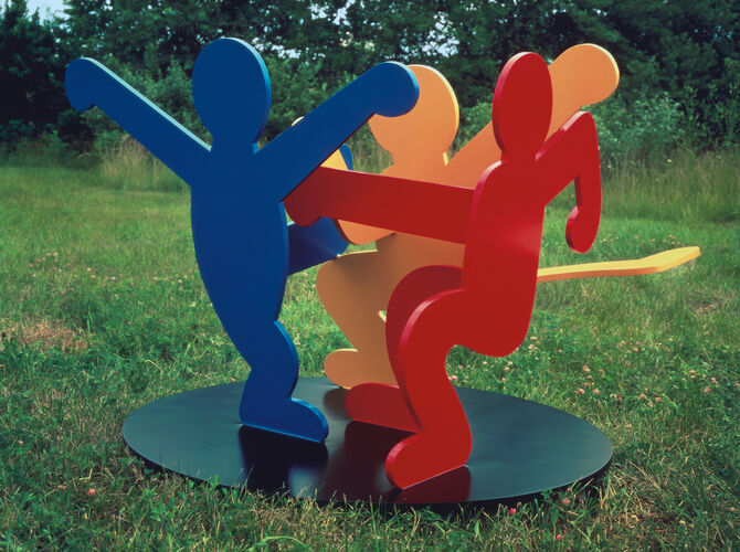 Dance by Keith Haring