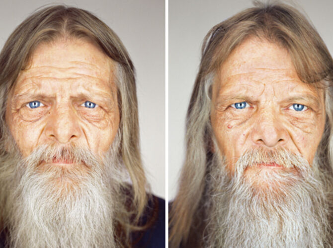 Twins by Martin Schoeller