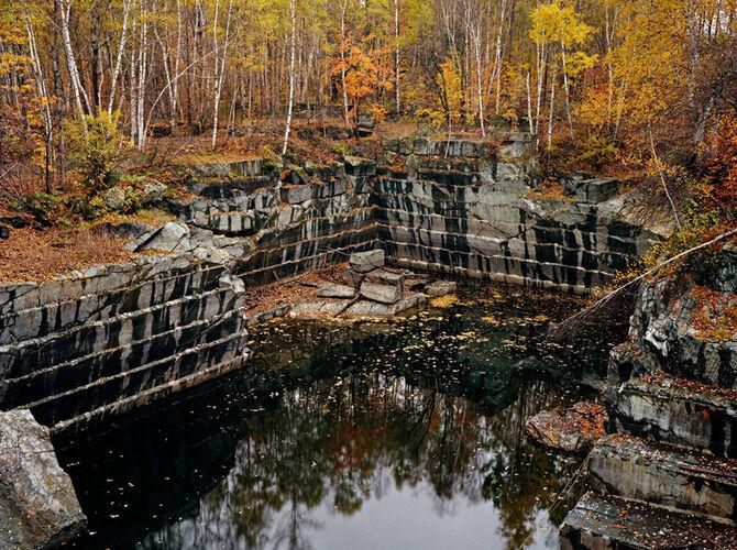 Mines by Edward Burtynsky