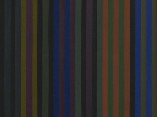 Stripes by Gene Davis