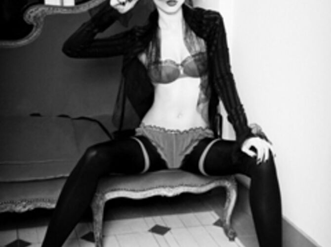 The Story of Olga by Ellen von Unwerth