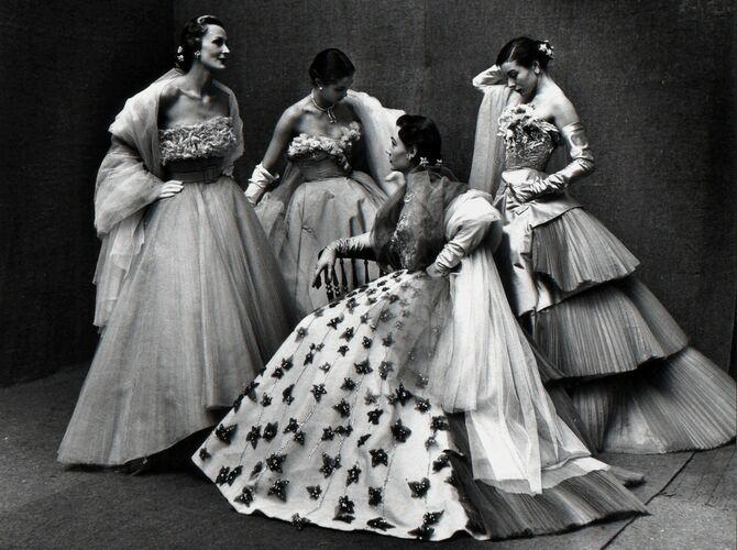 Fashion Photography by Gordon Parks