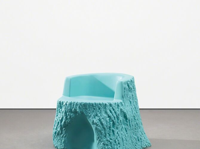 Chairs by Franz West