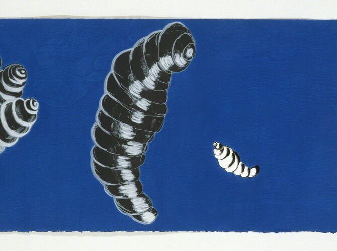 Spirals by Louise Bourgeois