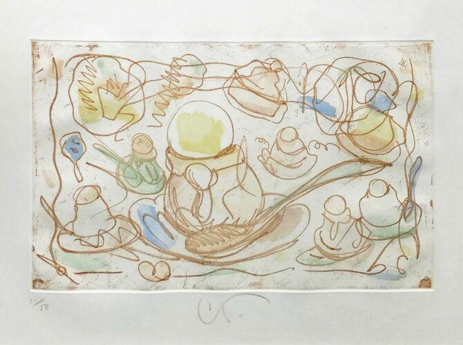 Ice Cream by Claes Oldenburg
