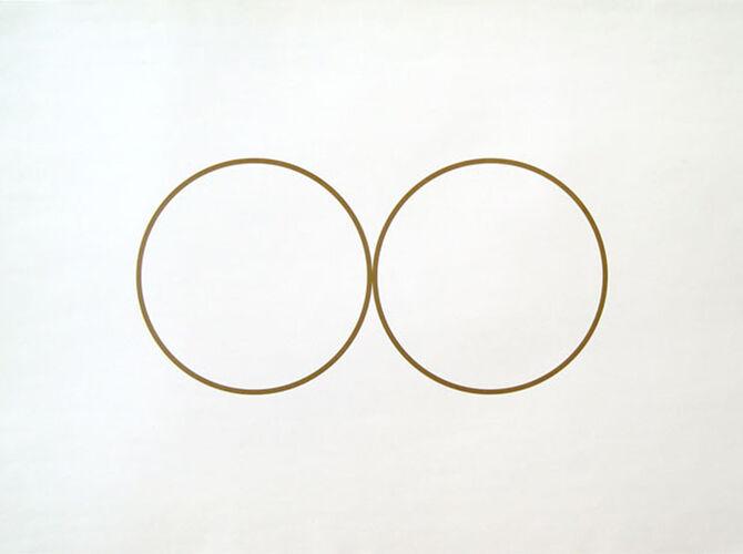 Double Portrait by Felix Gonzalez-Torres