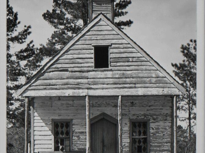 Buildings by Walker Evans