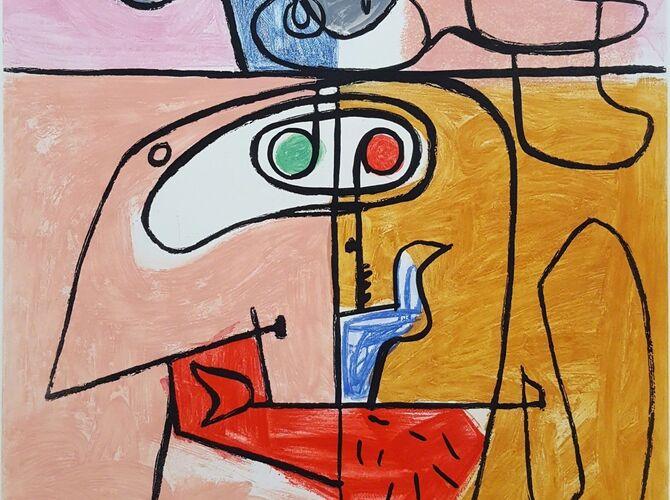 Unité, Planche by Le Corbusier