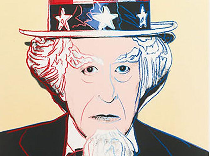 Myths by Andy Warhol