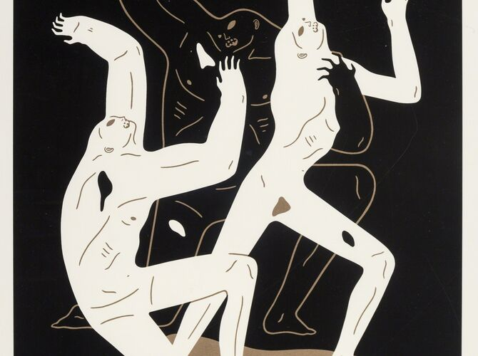 Heathens by Cleon Peterson