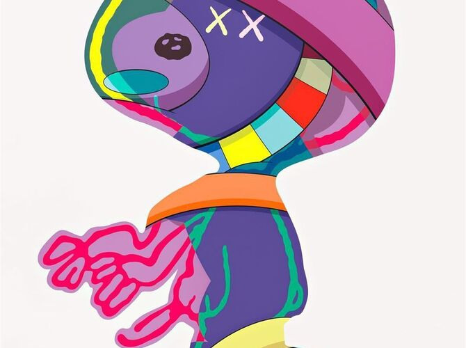 The Things That Comfort by KAWS