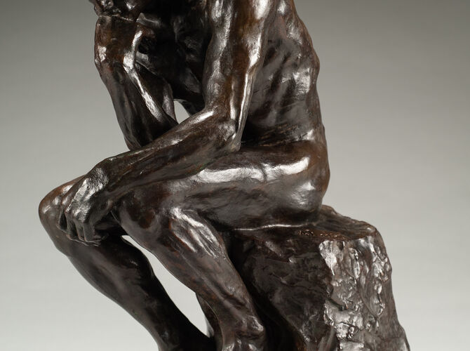 Gates of Hell by Auguste Rodin