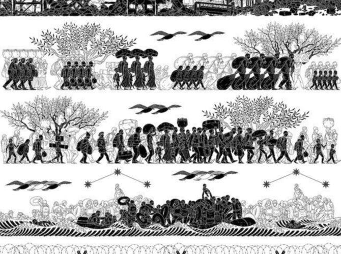 Odyssey by Ai Weiwei