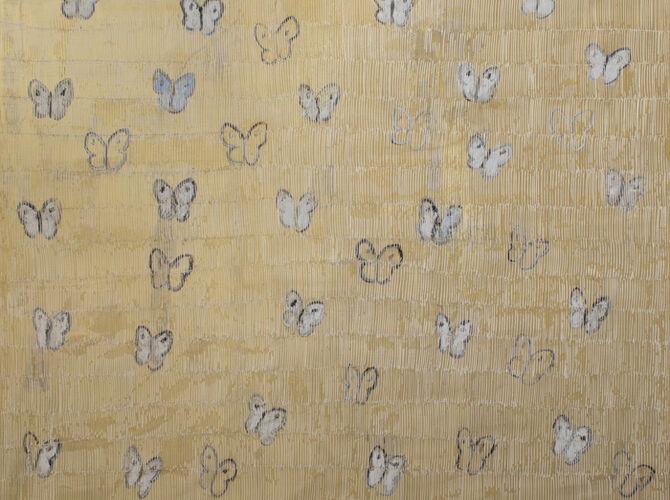 Butterflies by Hunt Slonem