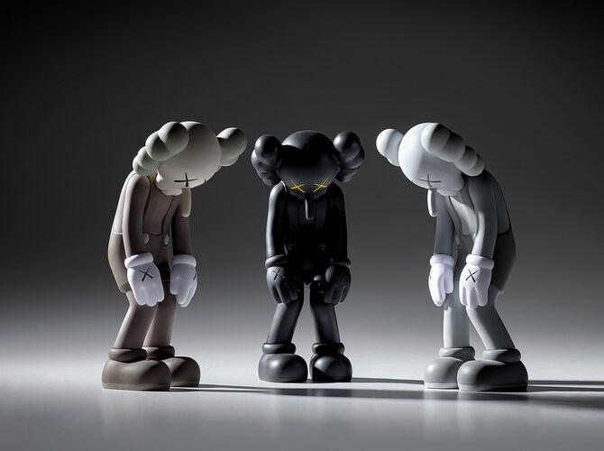 Small Lie by KAWS