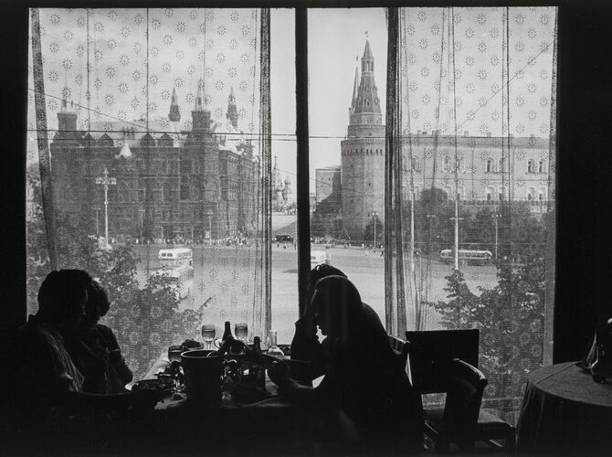 Moscow by William Klein