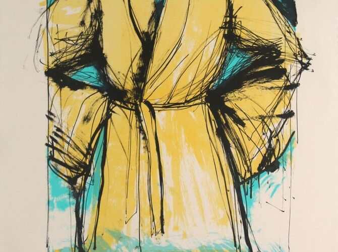 Robes by Jim Dine