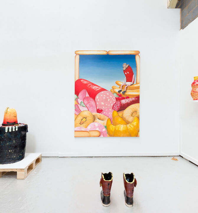 Australian and New Zealand Galleries Persevere with Impressive Fair despite Last-Minute Lockdowns