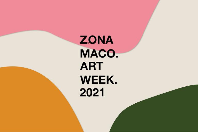 ZⓢONAMACO Art Week 2021