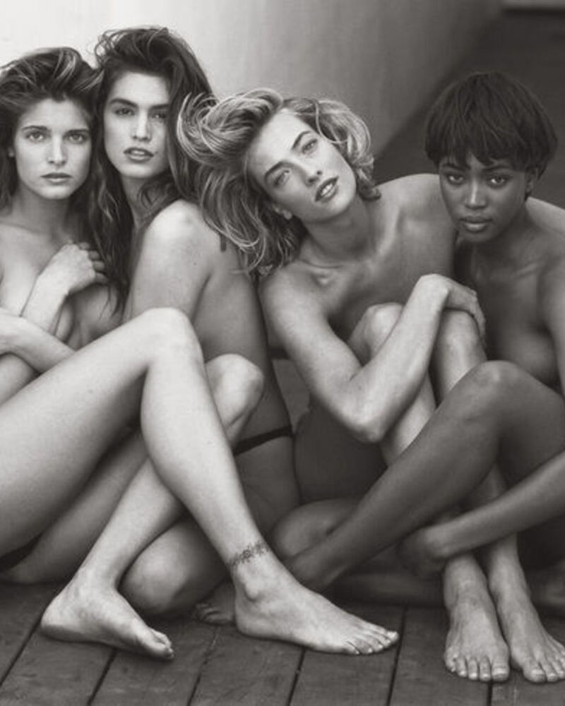 The Most Famous Fashion Photograph That Almost Wasn't