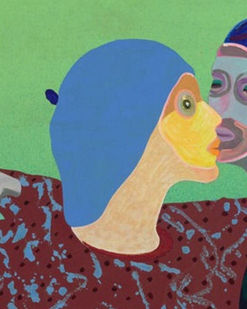 How Kiki Kogelnik Outsmarted Her Pop Art Counterparts, at Johan König