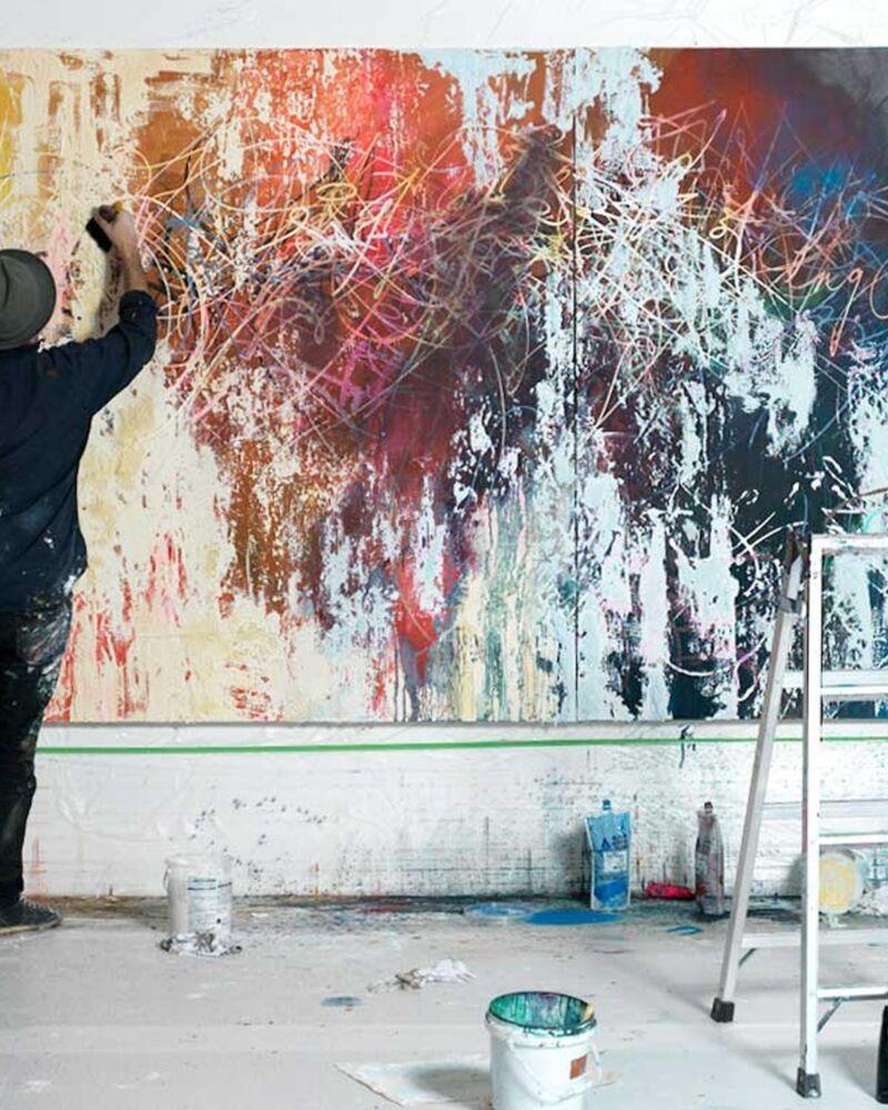 Artist José Parlá Opens Up on His Miami