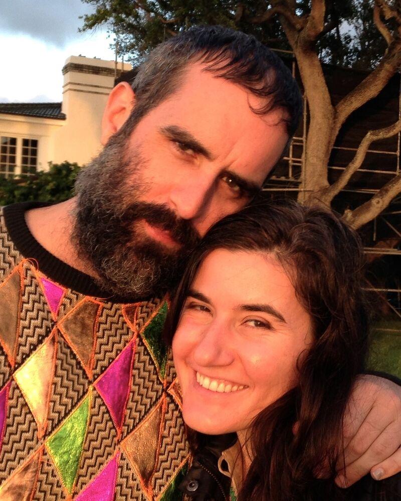 Miami's Artist Power Couple: Jim Drain and Naomi Fisher