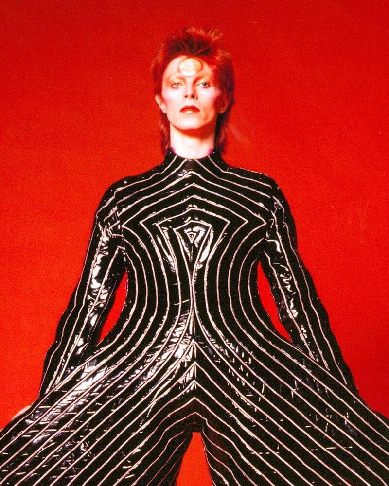 "Art Gallery of Ontario's ""David Bowie is"""