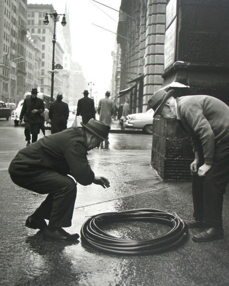 Viral: The 1950s Nanny-Turned-Street Photographer