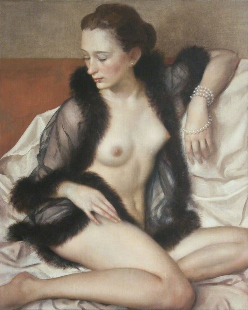 John Currin's Night at the Museum