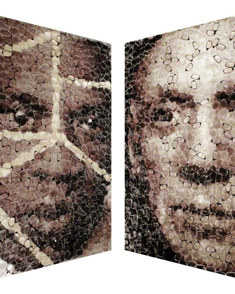 David Datuna Brings Jay-Z and Picasso Eye to Eye