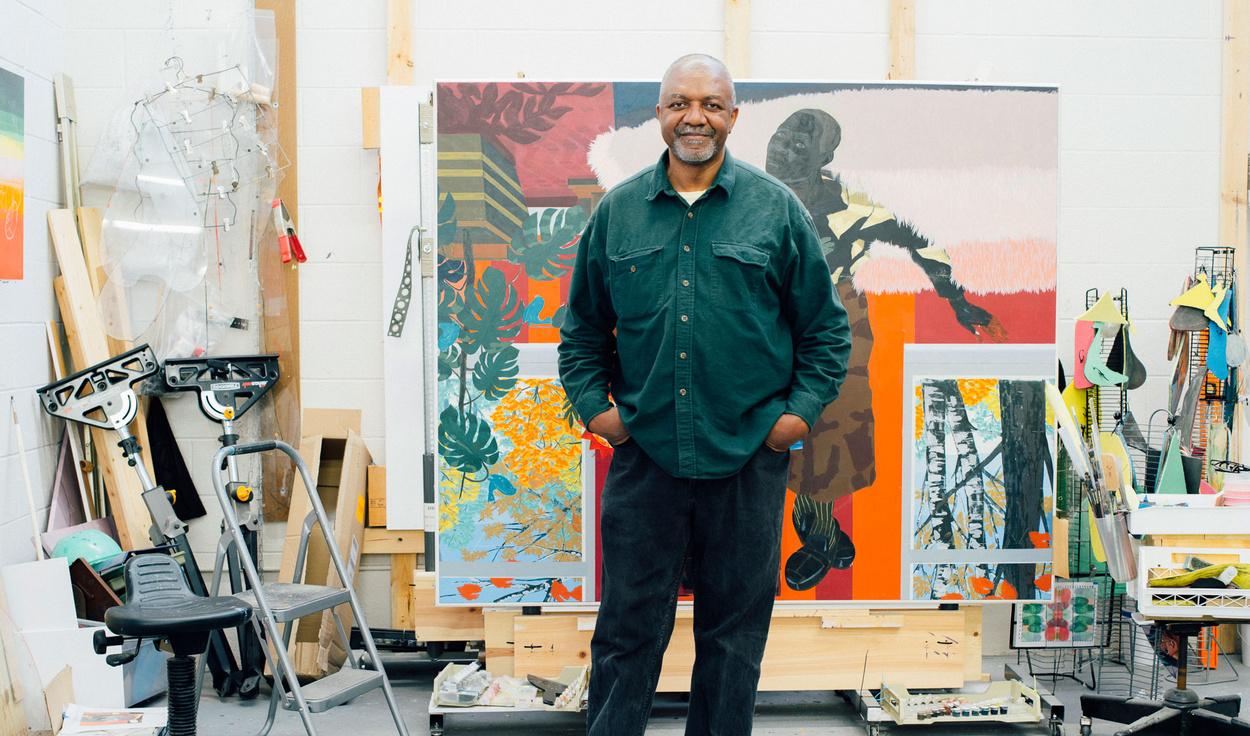 The World of Groundbreaking Artist Kerry James Marshall