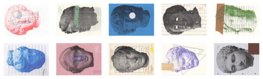 Heads of... (polyptych)