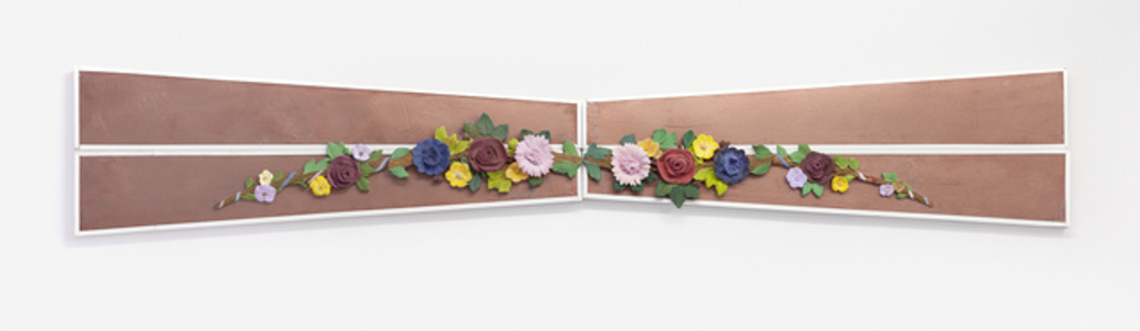 Desiderio: Stuckatur / floral