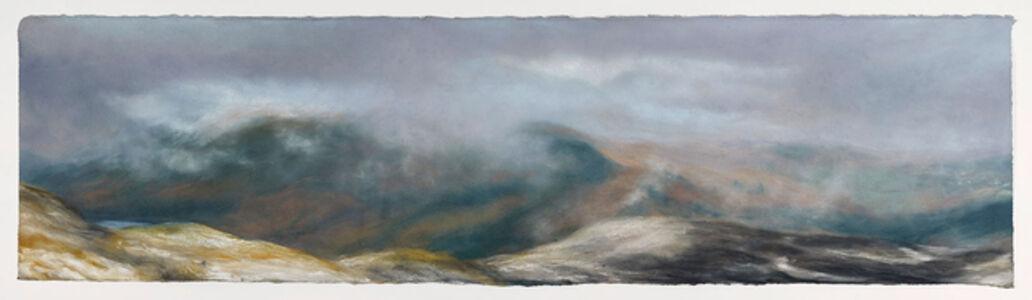 Passing Cloud, The Descent of Ben Ledi