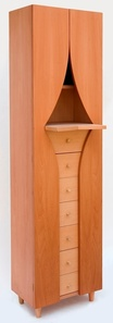 "Cabinet from the ""Farfalle ""series"