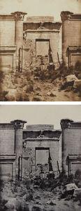 Selected Images of Medinet-Habou, Propylées du Thoutmoseum