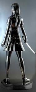 **YUKI.U.Serie of 4 SCHOOL GIRLS BATTLE ROYALE