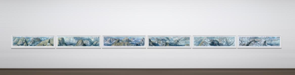 1:25'000 Swiss Panorama (Polyptichton)