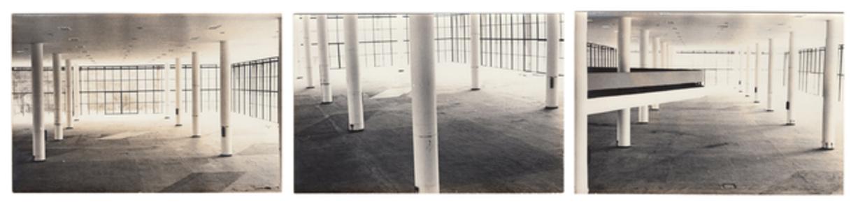 "Documentation of instalation ""Projetos para a Bienal"""