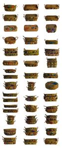 Inventory: Philipino Baskets