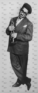 Dizzy Gillespie & Bebop, NYC,
