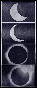 Eclipse Newspaper Blue