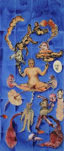 Nalini Malani Sita II