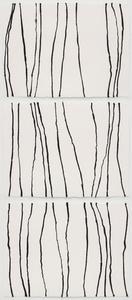 Warm Lines 1,2,3 (triptych)